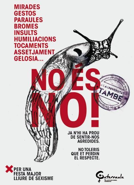Eina per una comunicació no sexista (Observatori de les Dones en els mitjans de comunicació): no es no uab