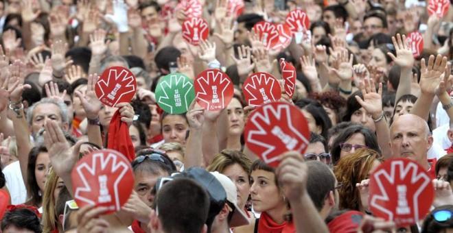 Eina per una comunicació no sexista (Observatori de les Dones en els mitjans de comunicació): San Fermín arxiu