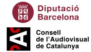 Eina per una comunicació no sexista (Observatori de les Dones en els mitjans de comunicació): Logos DIBA i CAC