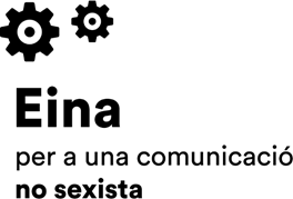 Eina per a una comunicació no sexista Logo