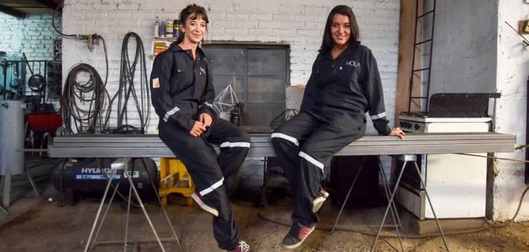 Eina per una comunicació no sexista (Observatori de les Dones en els mitjans de comunicació): dones treball taller