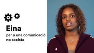 Eina per una comunicació no sexista (Observatori de les Dones en els mitjans de comunicació): Imatge destacada Característiques